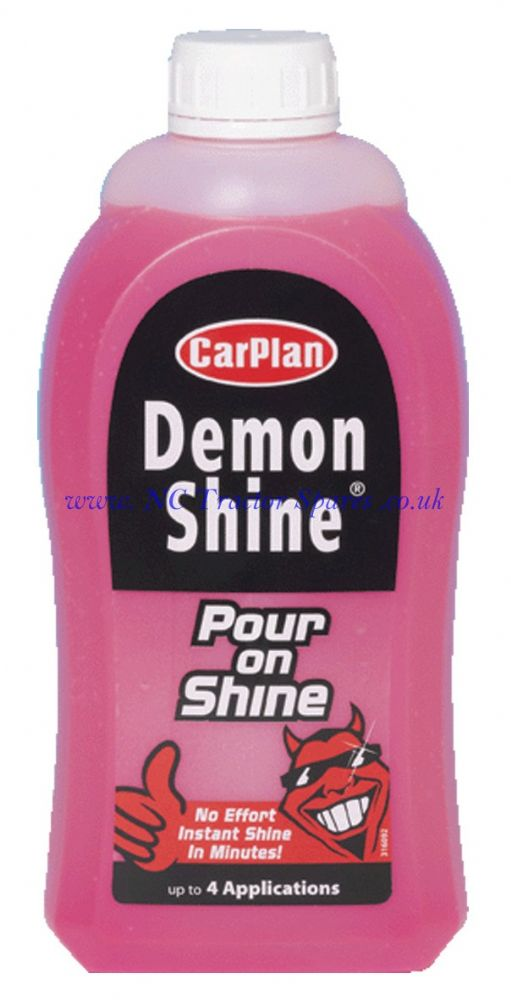 CarPlan Demon Shine Pour on Shine 1LTR
